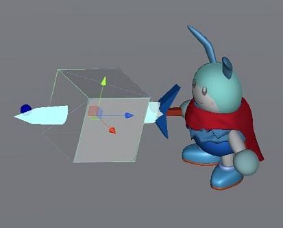【再編集】Unity開発メモまとめ 「攻撃処理系」