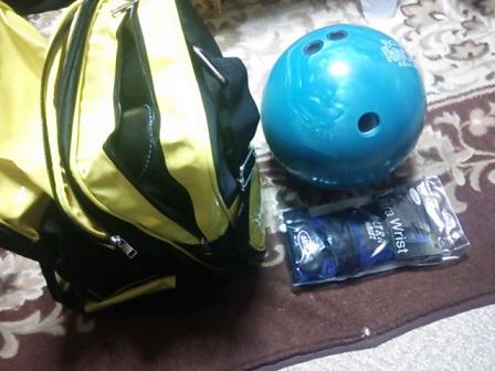 【ボウリング】ラウンドワンのキャンペーンボールを購入しました!