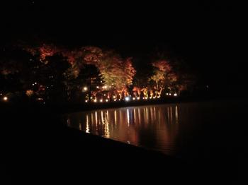 山中湖紅葉祭り2016に行ってきました!