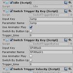 【Unity】StateMachineBehaviourからアニメーションの特定タイミングで処理を実行する方法