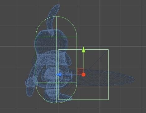 【Unity】判定重複時に物理演算で吹っ飛ぶ挙動の制御について