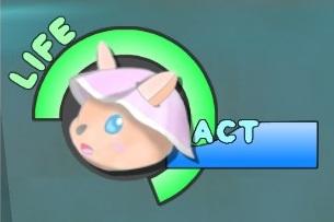 【Unity】円状の体力ゲージ作成と最大値の制御について