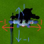 【Unity】CharacterMotor使用時のキャラクター移動制限に関するちょっとした改良
