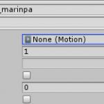 【Unity】スクリプトからアニメーションをAnimatorControllerの各ステートへ設定する方法