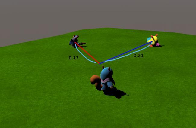 【Unity】画面中央に一番近いオブジェクトを対象とするロックオン方式の実装