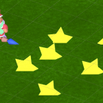 【Unity】キャラクターの前方3方向にオブジェクトを飛ばす方法