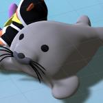 【開発日記】キャラクターのカラーチェンジ機能の実装