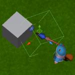 【Unity】物理演算を(なるべく)行わずにオブジェクトの衝突位置を取得する方法