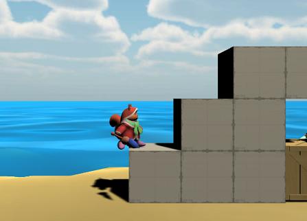 【開発日記】CharacterControllerでの移動時に入力方向へキャラクターを振り向け続ける方法