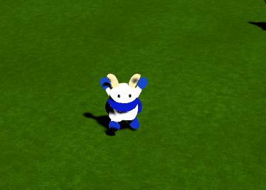 【Unity】AnimatorControllerのレイヤーで移動中に上半身だけ別のモーションを行う方法