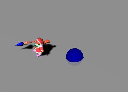 【Unity】マウスクリックした地点の3D空間上での位置を取得する方法