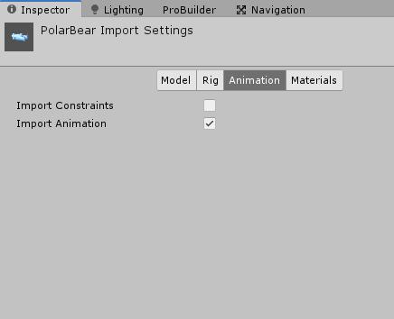 Unity2019.3でBlenderのImportSettingsが正常に表示されない現象の対処法
